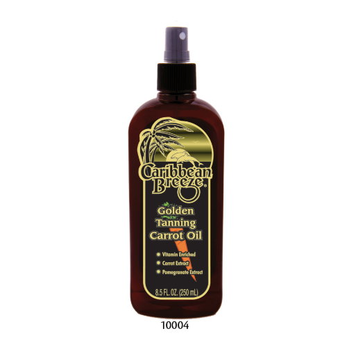 Golden Tanning Carrot Oil