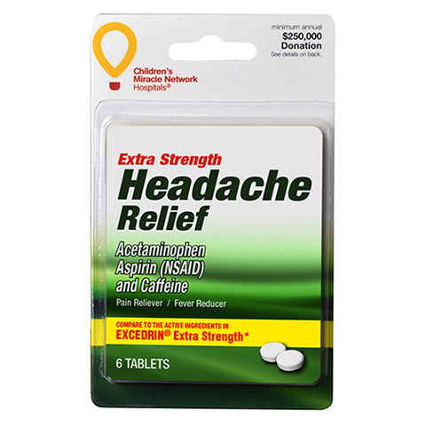 Headache Relief Extra Strength