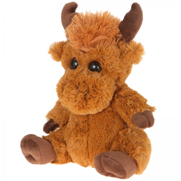 "10.5"" Plush Mop Tops Moose"
