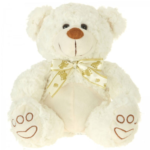 "10"" Plush Cream Bear"