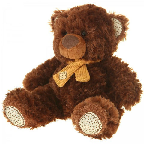 "13"" Plush Brown Bear"