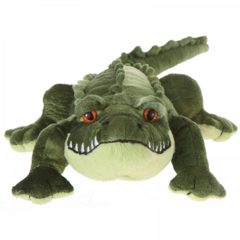 "44"" Plush Green Alligator"