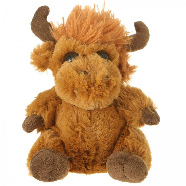"7"" Plush Mop Tops Moose"