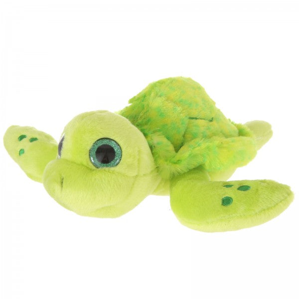"8.5"" Plush Tie Dye Sea Turtle"