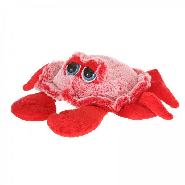 "9"" Plush Red Crab"
