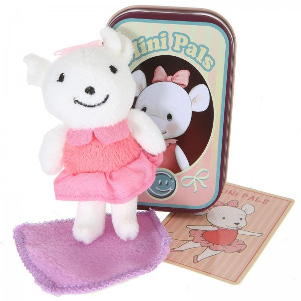 Mini Pals Mouse Tin