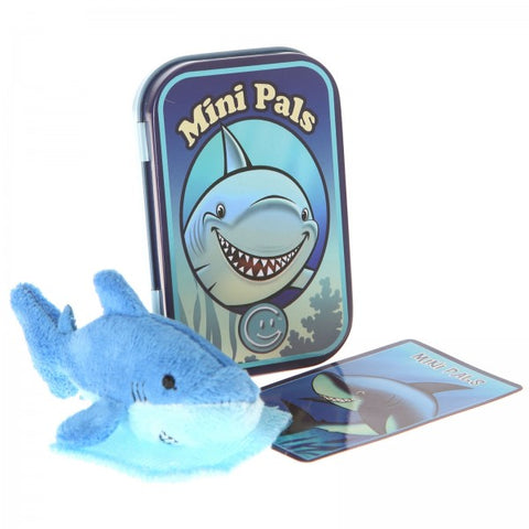 Mini Pals Shark Tin