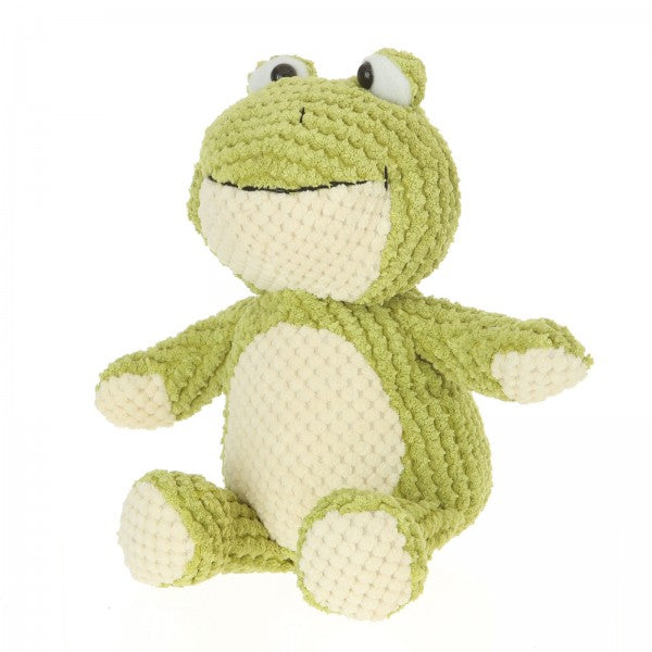 "9"" Plush Nice ""N"" Knitted Frog"