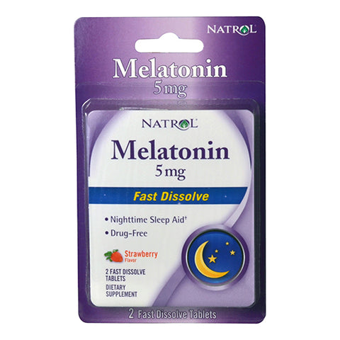 Natrol Melatonin 5mg