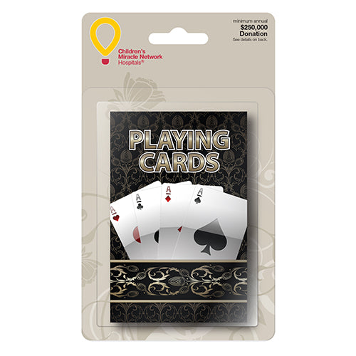 Playing Cards Deck, blistered