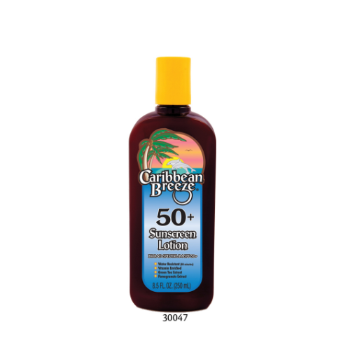 SPF 50+ Sunscreen Lotion