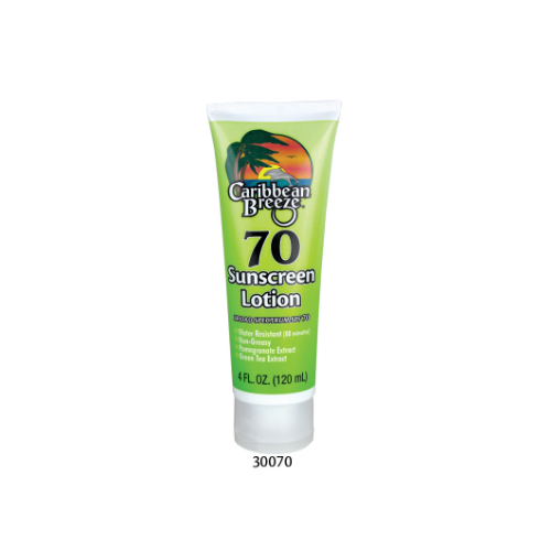 SPF 70 Sunscreen Lotion