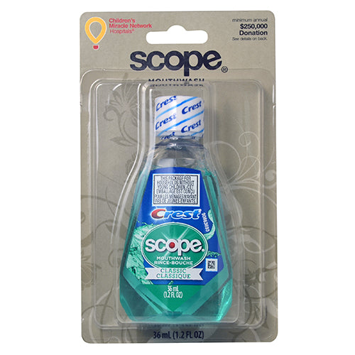 Scope Mouthwash