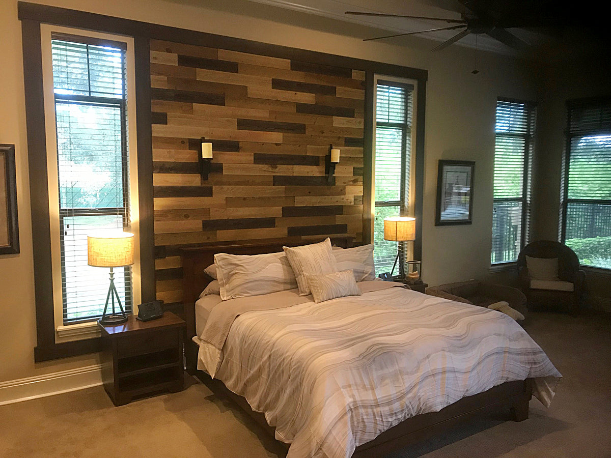 Rustic Wood Walls by Synergy Wood Products – Synergy Wood Products
