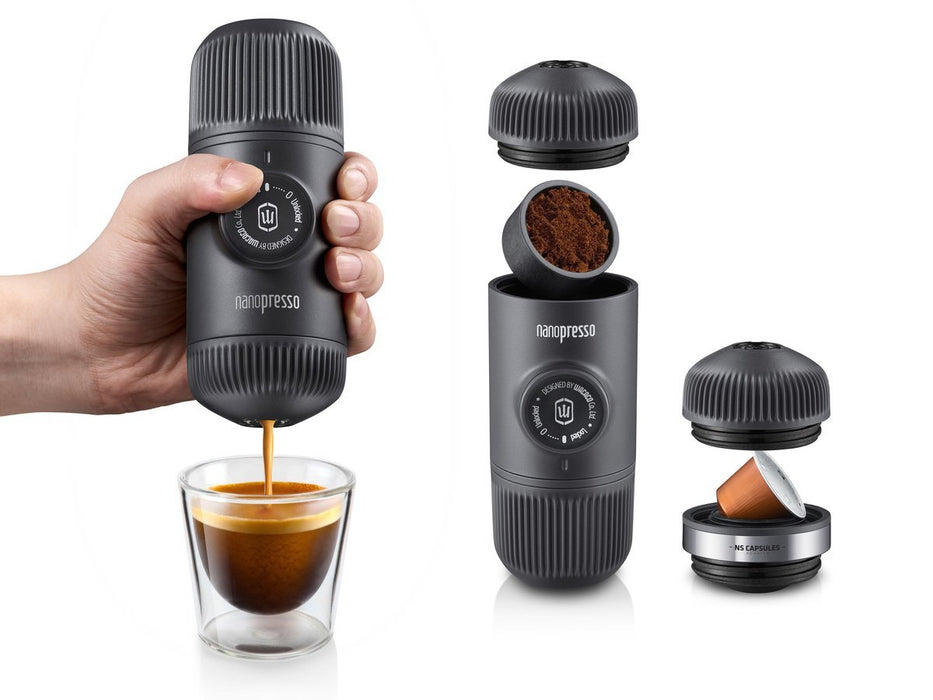 Nanopresso|Portable Coffee Maker