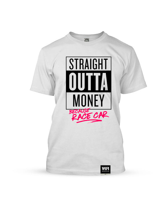 Straight Outta Money Tee