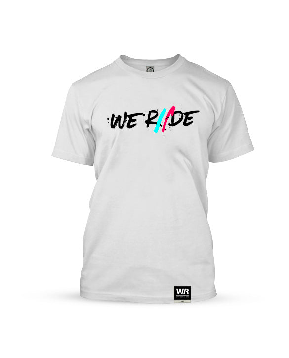 We Riide Painted Tee