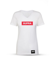 Women's Supreme Supra V-Neck