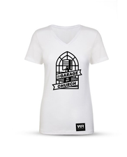 Women's Church V-Neck