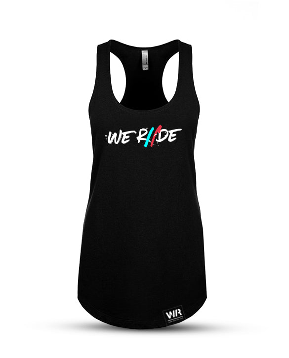 Women's Paint Tank Top
