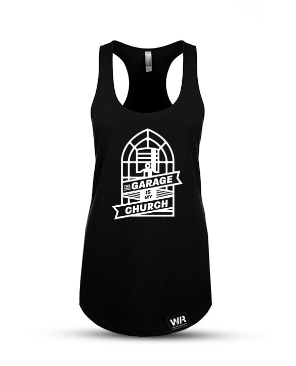 Women's Church Tank Top