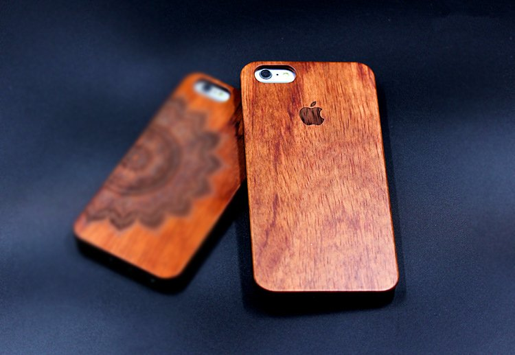 Luxury Wood iPhone Case