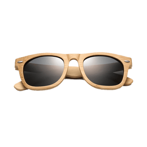 Polarized Wooden Sunglasses 01