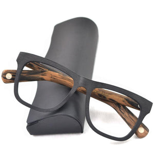 Wooden Eyeglasses Frames For Men And Woman