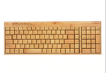 Bamboo Mouse & Keyboard