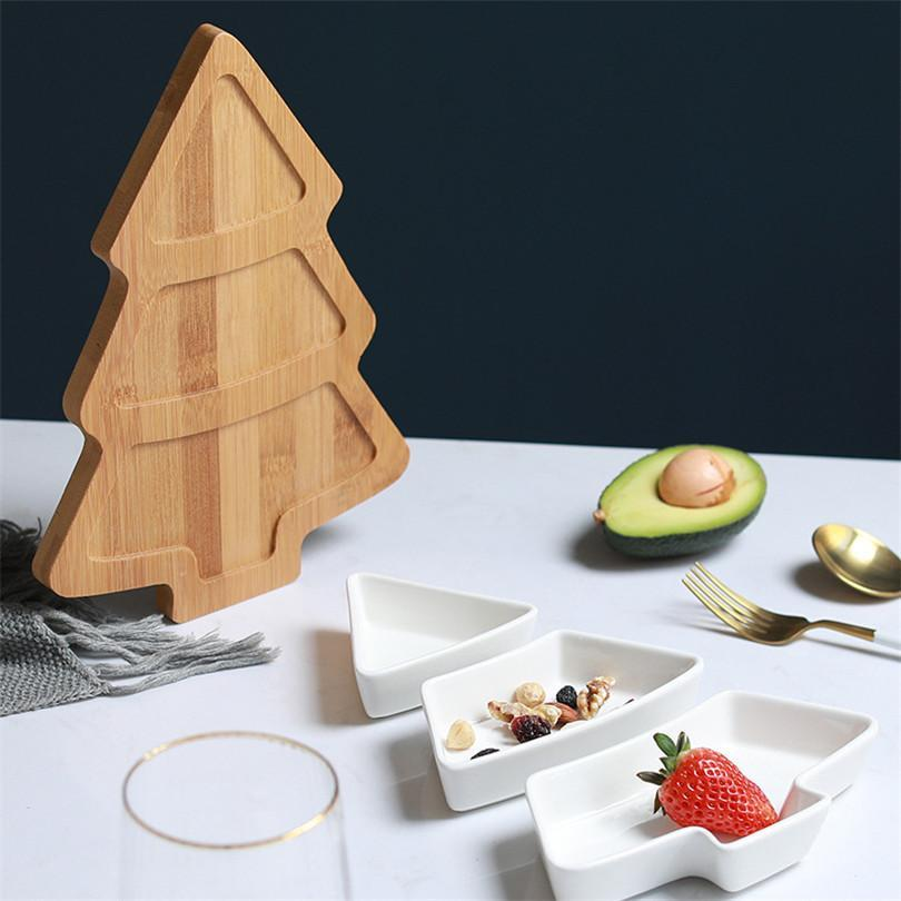 Christmas Tree Serving Tray
