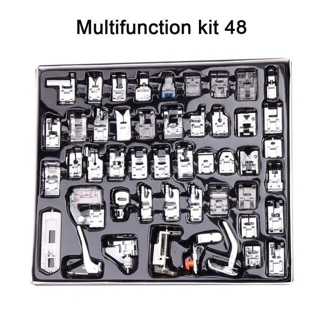 Low Shank Sewing Machines Presser Foot kits - Carved Nature