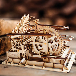 Mechanical Jigsaw Puzzles