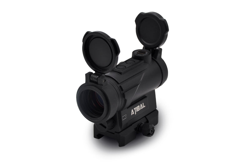 MCRD III RED DOT, MOTION ACTIVATED, 50K HOURS BATTERY LIFE