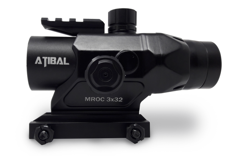 MROC 3X32- MODERN RIFLE OPTIC COMPONENT
