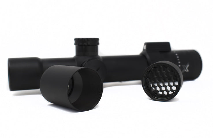 The Atibal X 1-10x30mm First Focal Plane, Daylight Bright Illumination Rifle Scope is the most versatile low power variable optic.