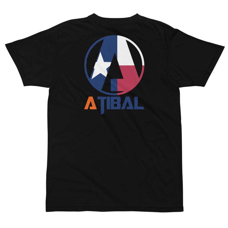 Atibal TX Flag T-shirt