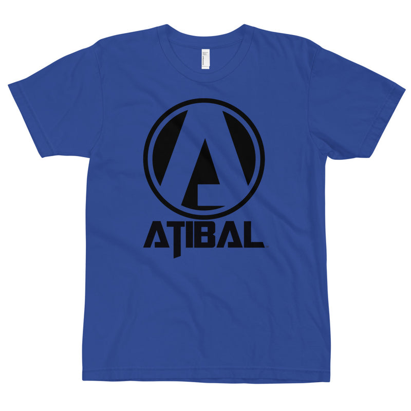 Atibal Shield Logo Shirt Black Print