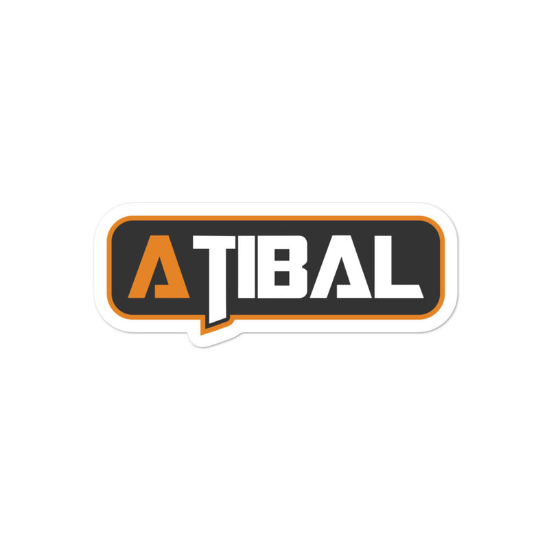 Atibal Logo Sticker