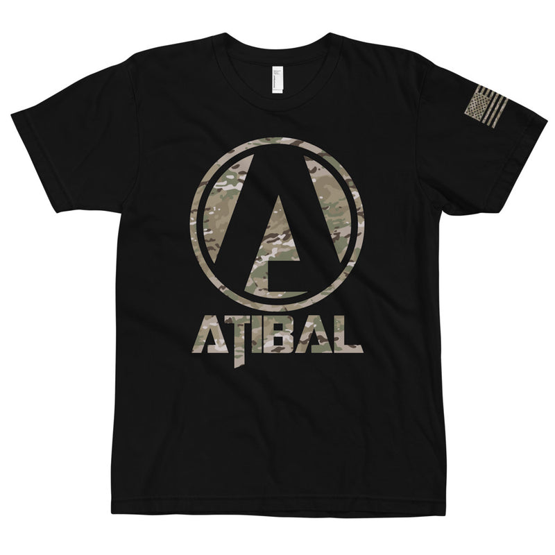 Atibal Shield Logo w/ MultiCam T-Shirt