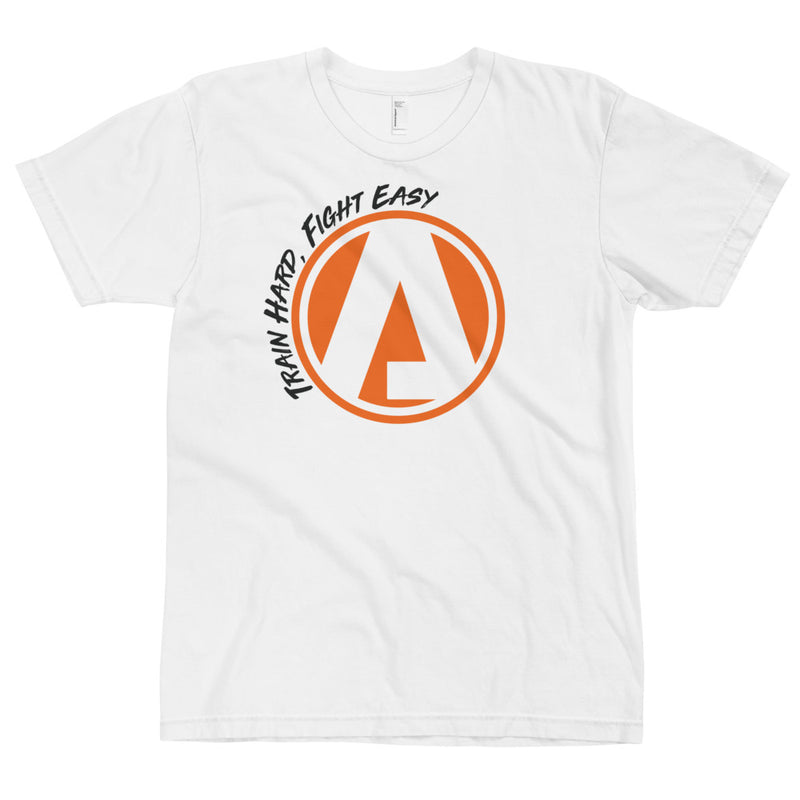 "Atibal Shield Logo ""Train Hard, Fight Easy"" Shirt"