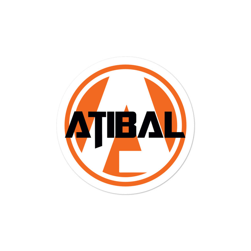 Atibal Shield Sticker