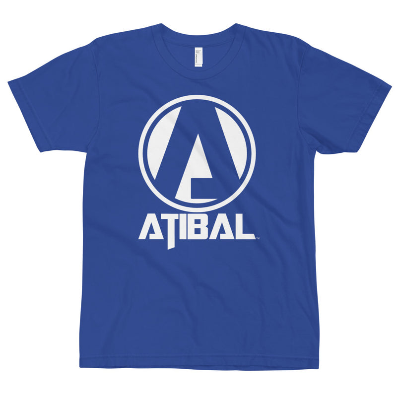 Atibal Shield Logo Shirt White Print