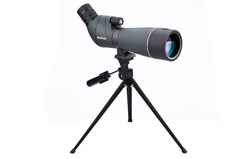 Atibal NOMAD Spotting Scopes are lightweight and durable.  The Atibal NOMAD Spotting Scopes are an essential part to every sportsman's equipment and are equally great for when you are shooting at the range.