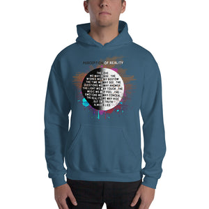 Duality - Hooded Unisex Sweatshirt - ConsoultLife