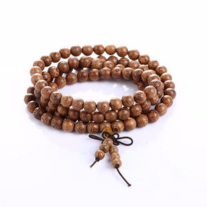 Cedarwood Mala (3 Variants)
