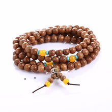 Load image into Gallery viewer, Cedarwood Mala (3 Variants)