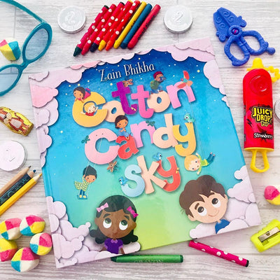 Cotton Candy Sky Lyrics - Zain Bhikha - Songbook