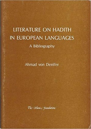 Literature on Hadith in European Languages