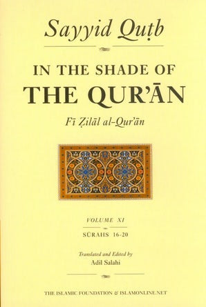 In the Shade of the Qur'an Vol. 17 (Hardback)