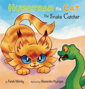 Hurayrah the Cat